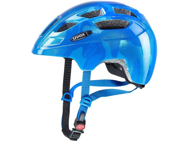UVEX Finale Junior Helmet blue
